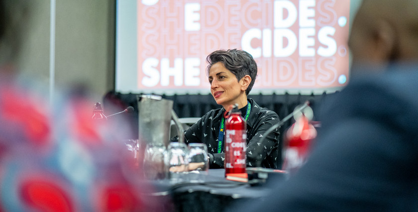 Women Deliver SheDecides