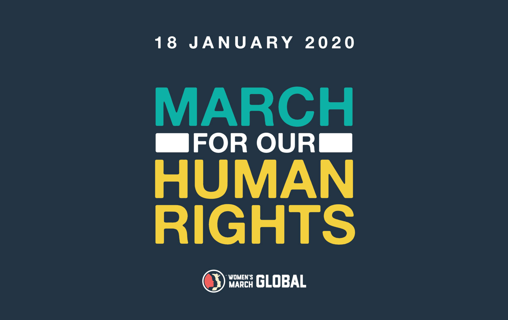 March for our human rights
