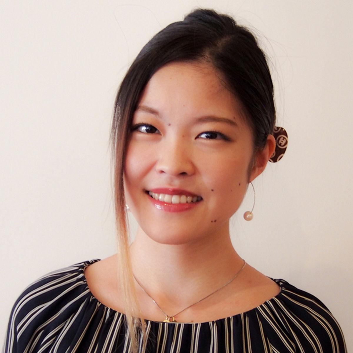 Photo of Kazuko Fukuda from SheDecides Japan